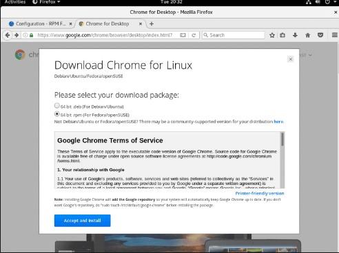 Достоинства и особенности установки Google Chrome для Linux