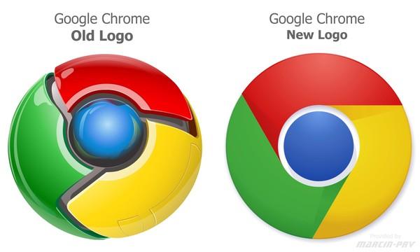 Восстановление значка Google Chrome